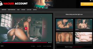 The Porn Pro Reviews Hacked Account XXX Premium Porn Site